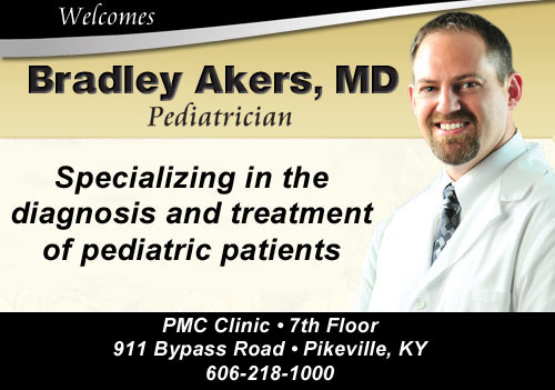 PMC Welcomes Dr. Bradley Akers