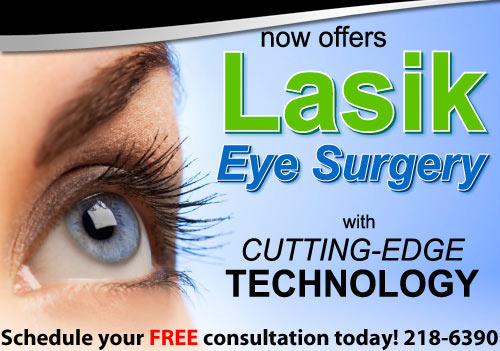 PMC now offers LASIK