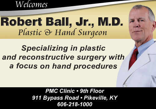 PMC Welcomes Dr. Robert Ball